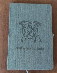 Zápisník s logom
