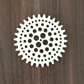 Ozubené koleso kruhy 10cm