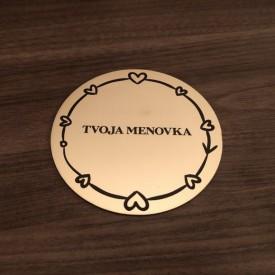 Menovka Round Hearts
