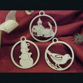 Vtáčik, snehuliak, kostolík