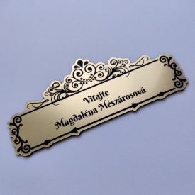 Menovka Deluxe Ornament