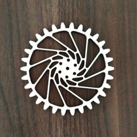 Ozubené koleso technic 10cm