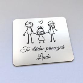Menovka Family princezná
