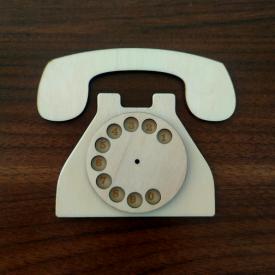 Súprava na výrobu telefónu