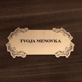 Menovka Ornament