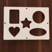 Vkladačka geometrické tvary