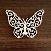 Ornament motýľ